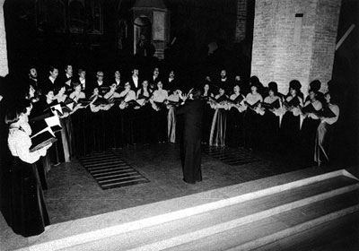 coro delle 9
